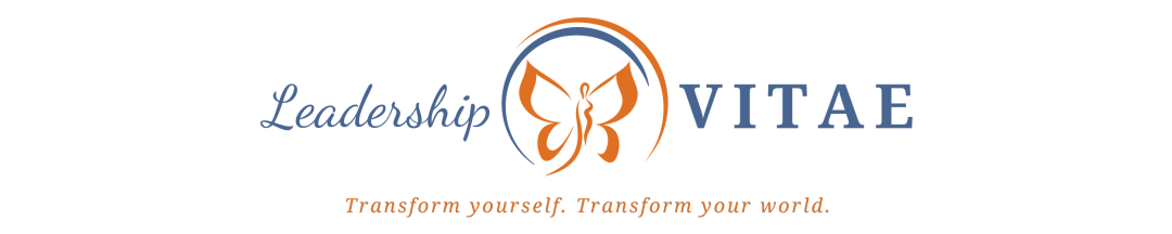Leadership VITAE. Transform yourself. Transform your world.