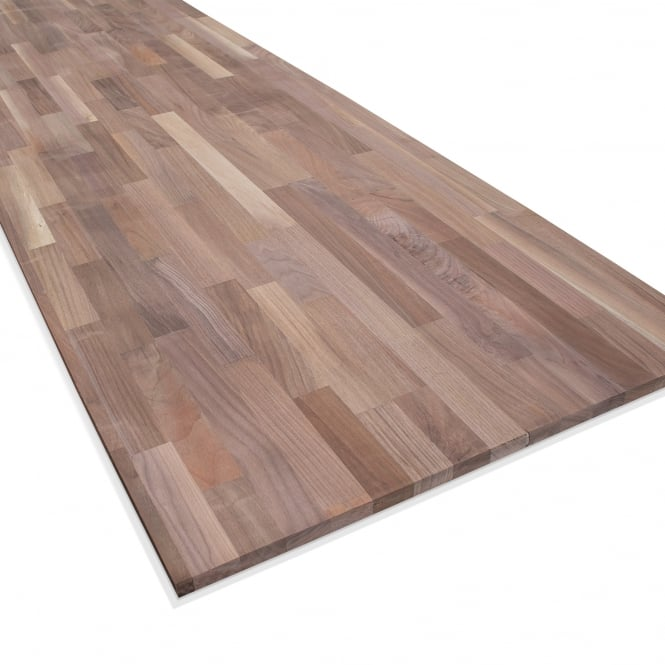 High End Rugs 18mm Solid American Black Walnut Furniture Board - Home