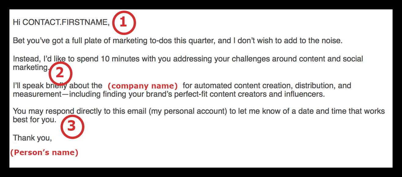 Email Marketing for Businesses How Not to Write a Follow-Up Email