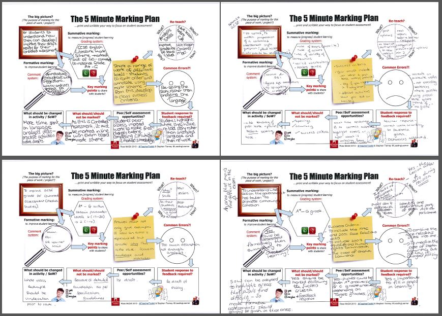 Example completed - click to enlarge Teachers and teaching - kindergarten lesson plan
