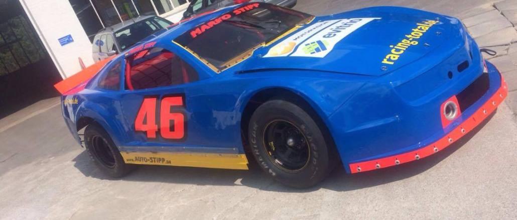 Neues Auto für Marko Stipp © Racing-Total
