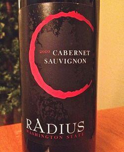 Radius Cabernet