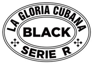 La Gloria Serie R Black Logo
