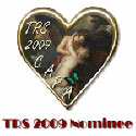 Nominated for Best Erotic Contemporary Romance 2009