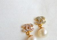 Summer Sale: Chanel-Inspired Pearl Drop Earrings - THE ...