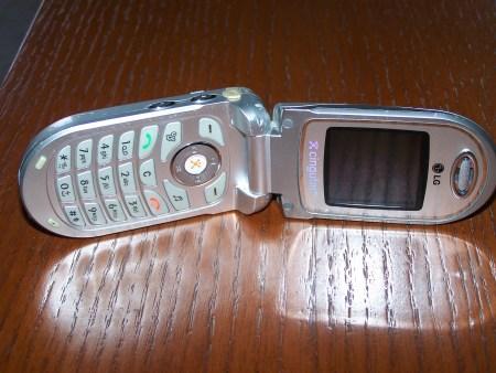 Old Flip Phones