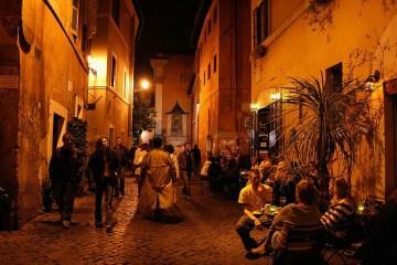 A Taste of Trastevere