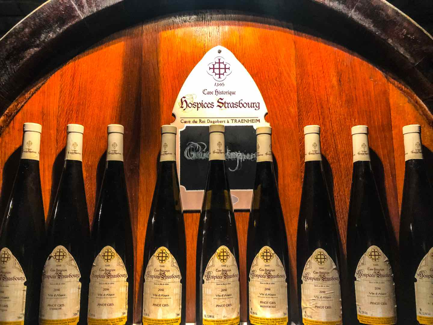 Cave A Vin Strasbourg Places To Visit In Strasbourg To Discover Its Alsatian Past And