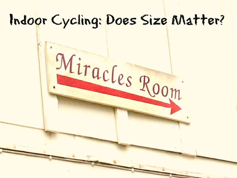 Indoor Cycling: Does Size Matter?