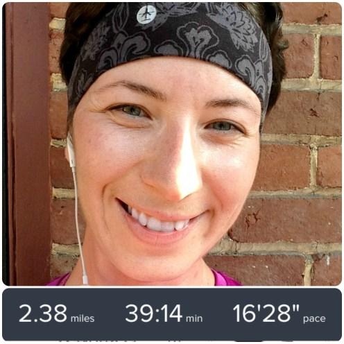 running with C25K