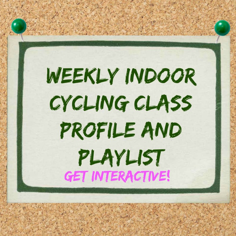 Cycling Class Profile and Nike.com Gift Card Giveaway