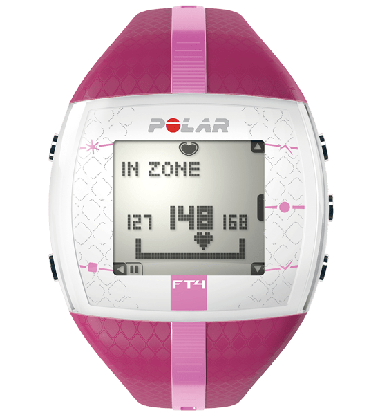 Giveaway: 3 (THREE) Polar FT4 Heart Rate Monitors