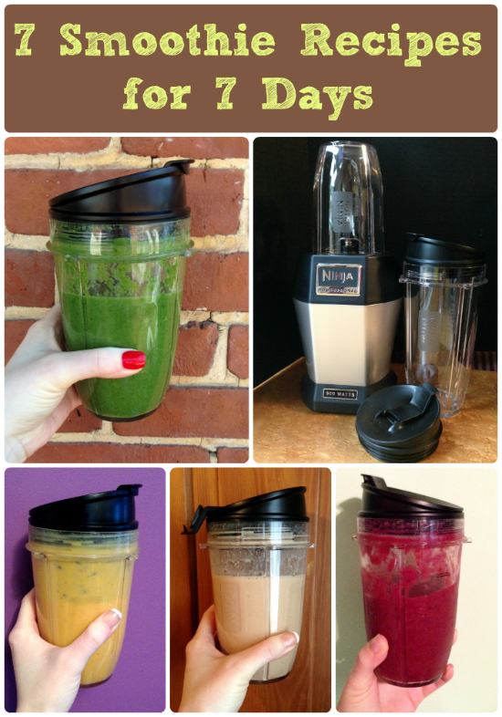 Smoothies: 7 Recipes for 7 Days