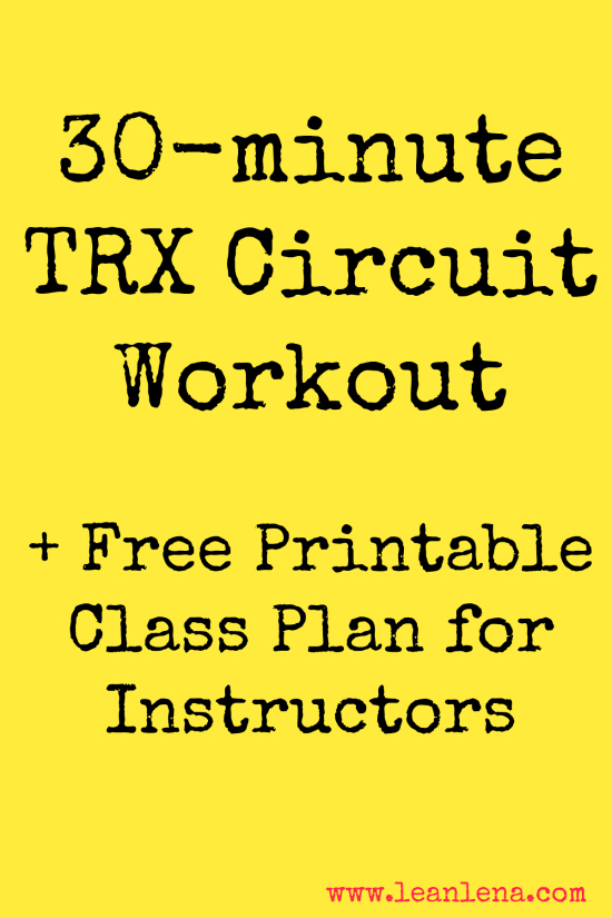 Mesmerizing image pertaining to trx workout plan printable