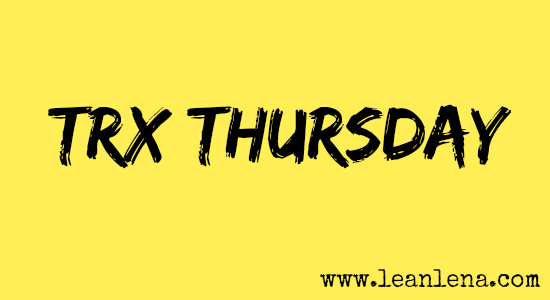 TRX Workout Plan: Stella – 30 Minute Body Blast