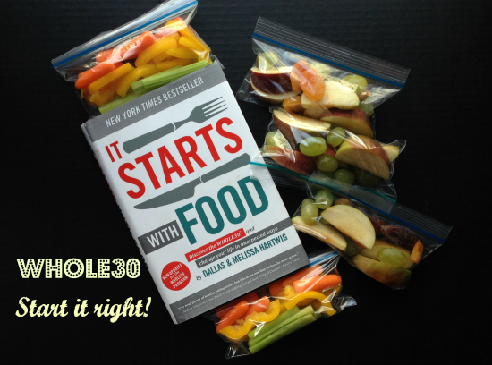 Starting Whole30 in 3 Easy Steps