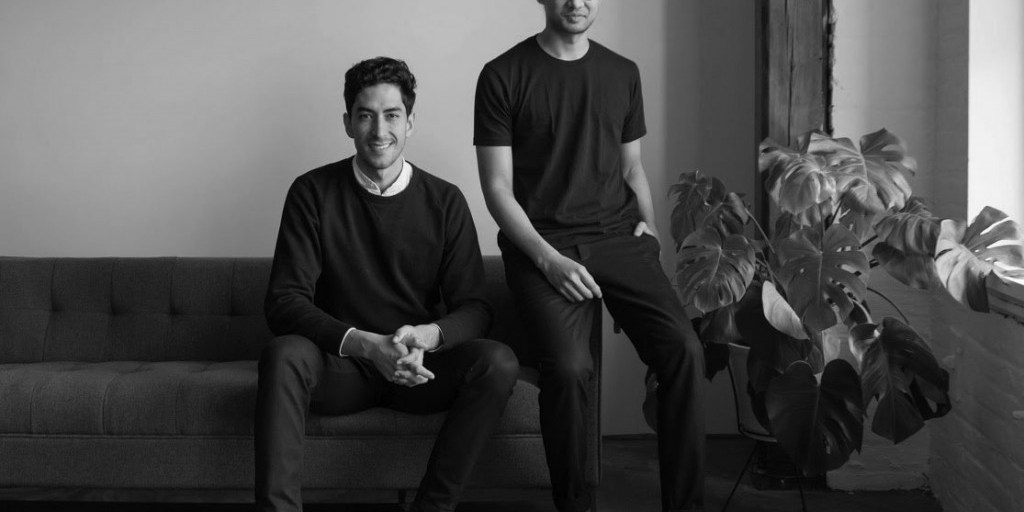 Co-founders Nick Nemechek and Tariq Dixon| Photo Credit: TRNK