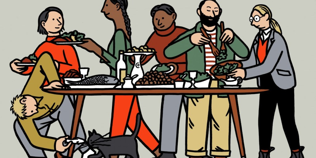 Everyone's chasing hygge now | Pete Gamlen