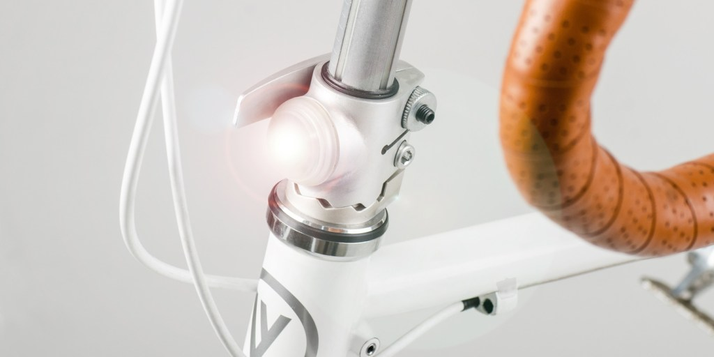 Vello's integrated lighting system | Vello