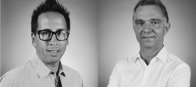 Co-founders and partners Matthew Growney and Eric Lepleux | Fabulous Brands