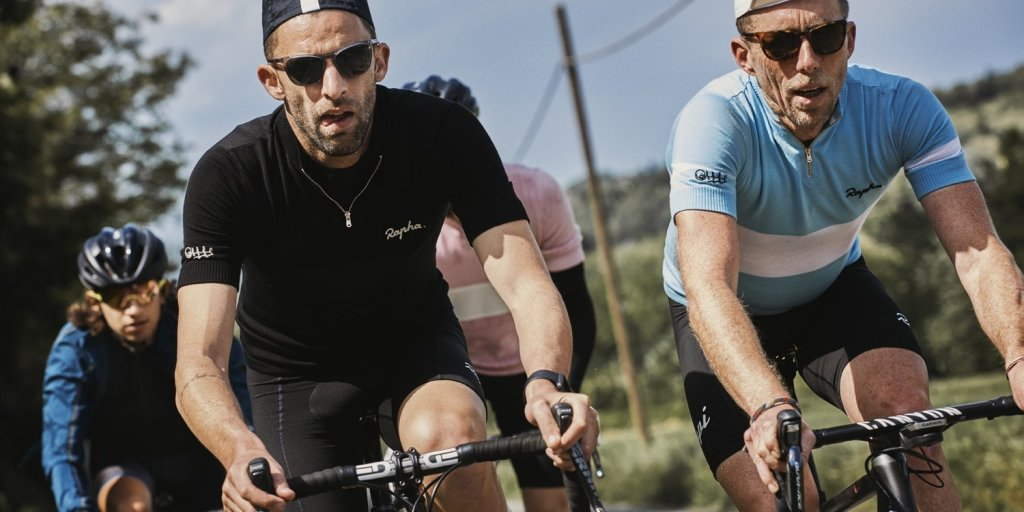 $261M worth of pedal power | Rapha