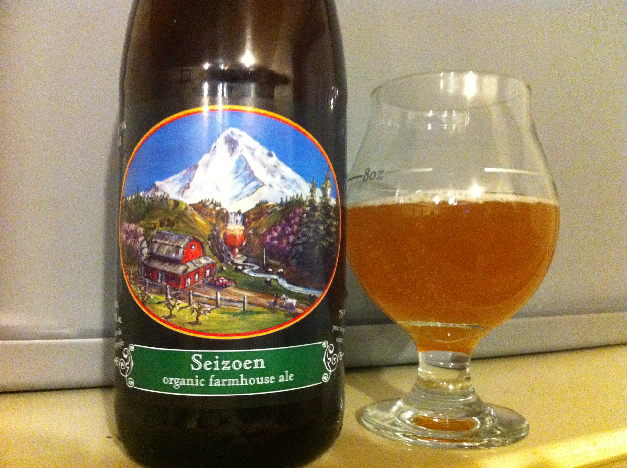 Logsdon Farmhouse Ales Leapbeer Reviews 321 And 322 Seizoen And Kili Wit By Logsdon