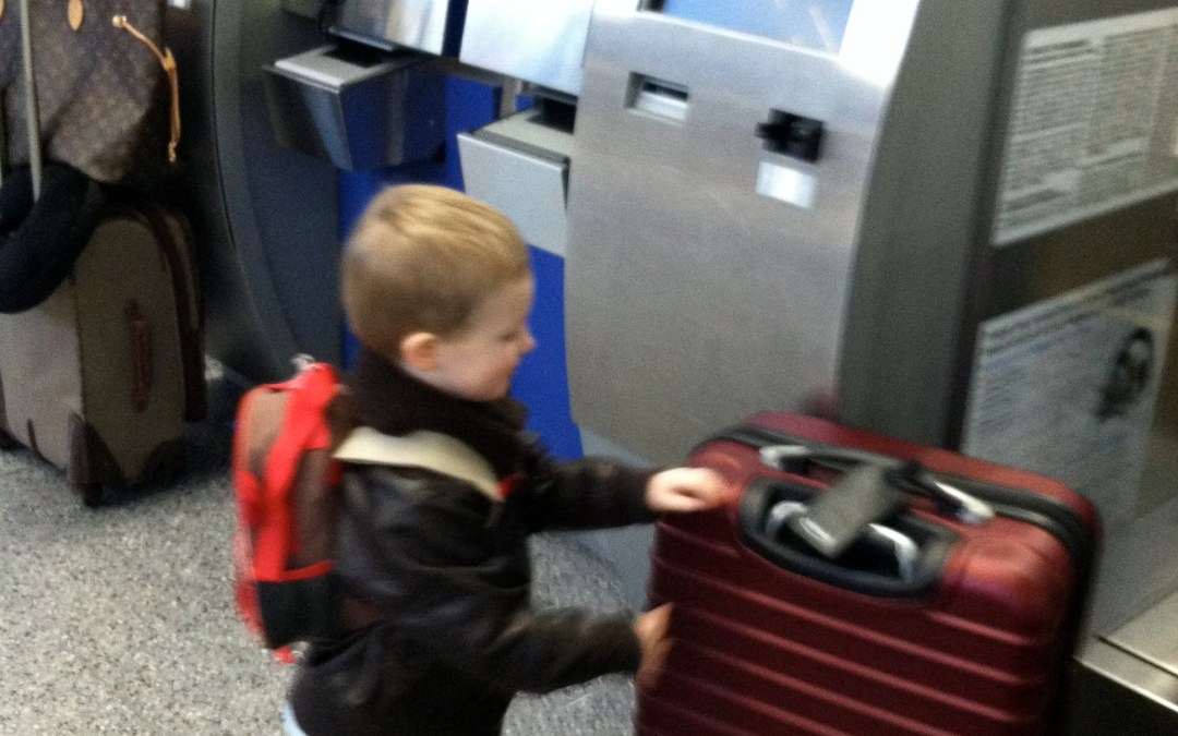 How to Travel with a Seven Year Old