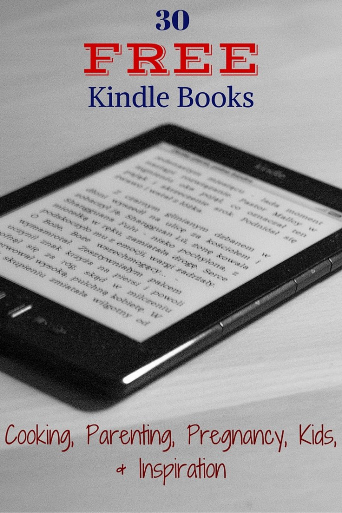 30 FREE Kindle Books