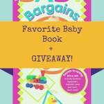 Favorite Baby Book + Giveaway Winners!