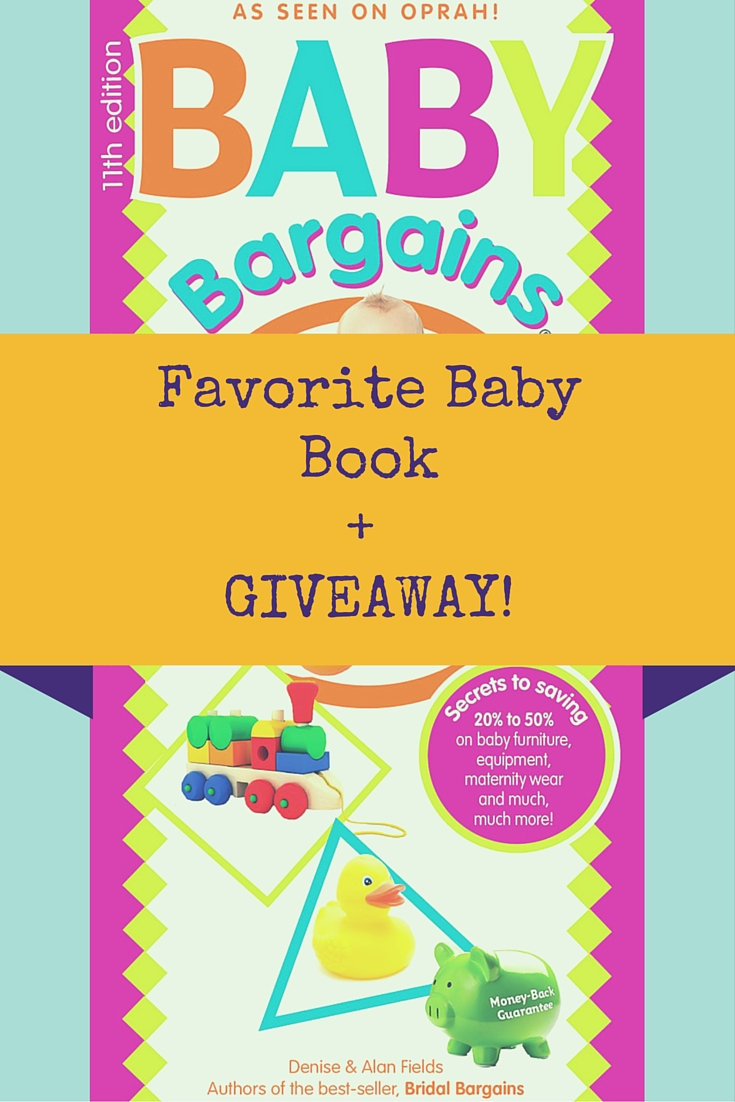 Favorite Baby Book + Giveaway