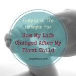 My First Feature on The Huffington Post