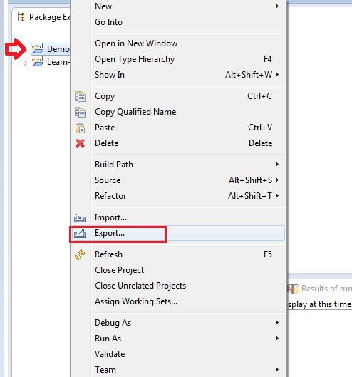 eclipse how to clean proejct