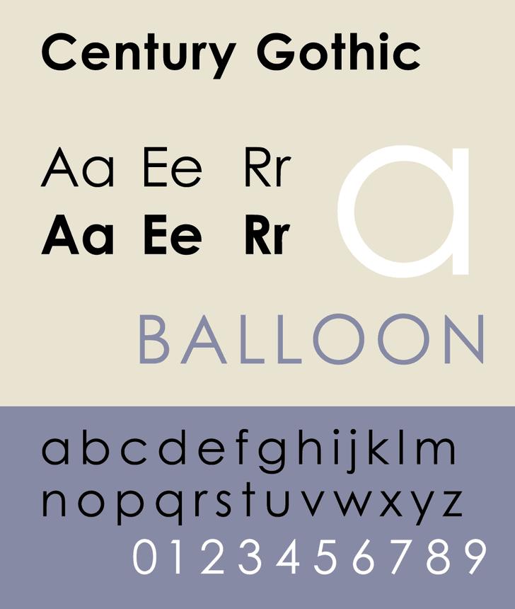 resume regular font