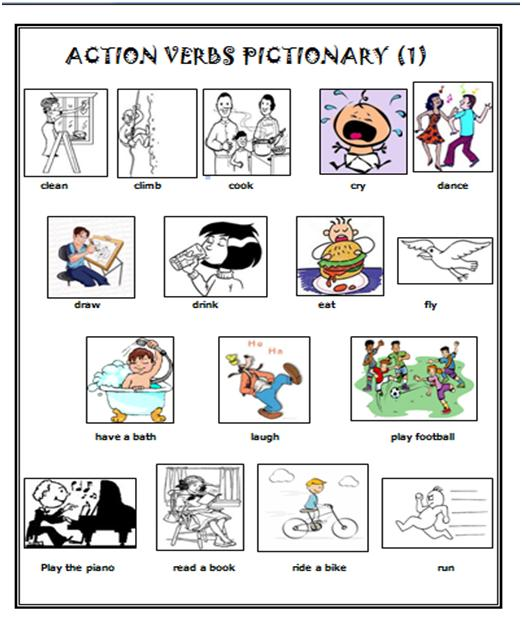 learn2earn licensed for non-commercial use only / Action Verb
