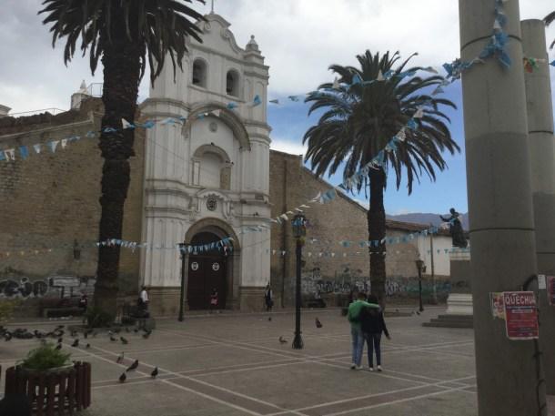 RECIT BOLIVIE | Cochabamba, arriba !!