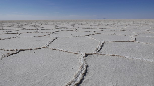 RECIT BOLIVIE | Le Salar d'Uyuni… Grandiose.