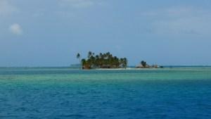 Une des îles San Blas