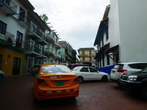 Vieux quartier de Panama City
