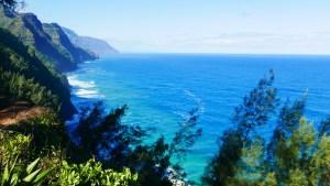 Kauai. Na Pali Coast