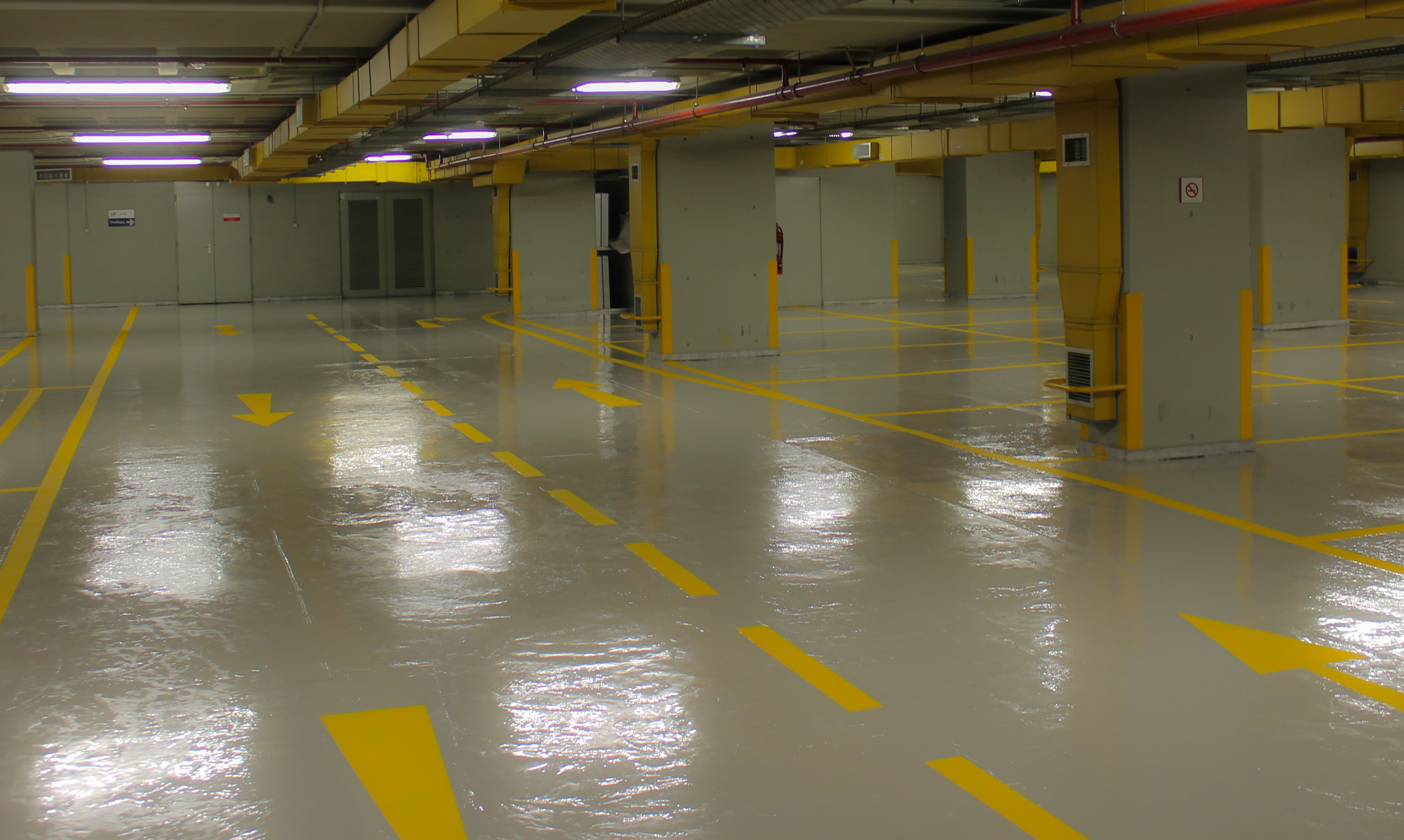 Garage Epoxy Cure Time Epoxy Vs Polyurethane Floors What Are The Differences