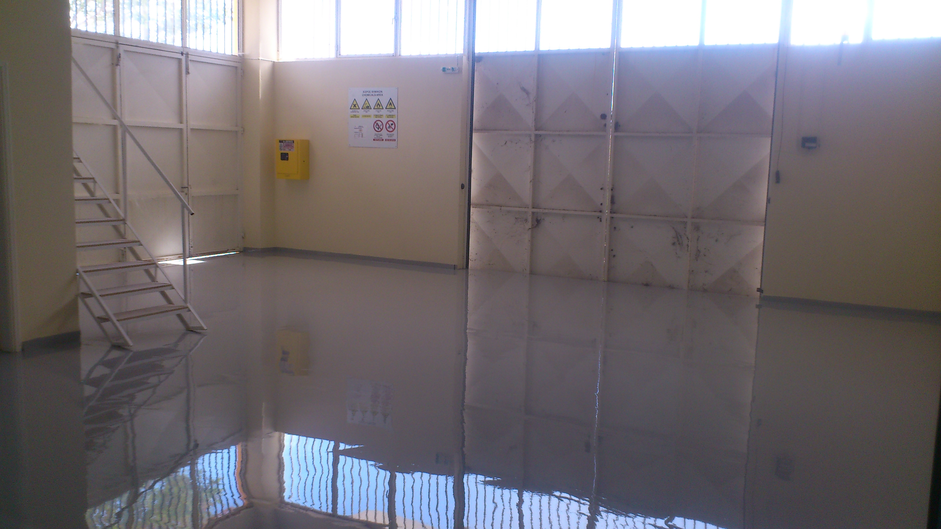 Garage Epoxy Cure Time Self Leveling Epoxy Floors 5 Frequently Asked Questions