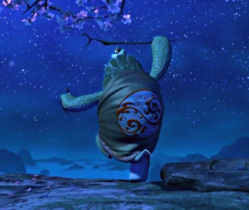 Kung Fu Panda Wallpapers With Quotes The Master Oogway Way Learning To Meditate Together