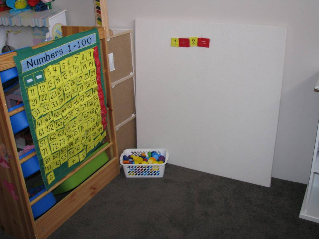 Fun Playroom Ideas Playroom Ideas 4 Numbers Theme Learning 4 Kids