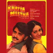 Poster of Khatta Meetha