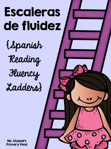 This Week In Intervention Spanish Reading Fluency Ladders and - the ladders