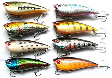 About Fishing Lures - Learning How To Fish
