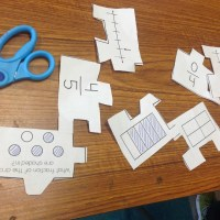 Fraction Puzzles – Product Swap and Giveaway!