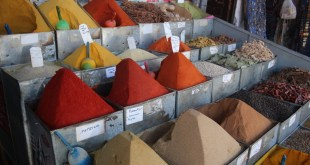 Morocco Spice Market