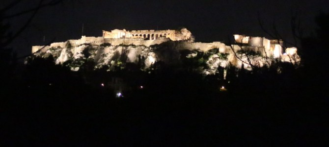 Acropolis by Night (Photo Post)