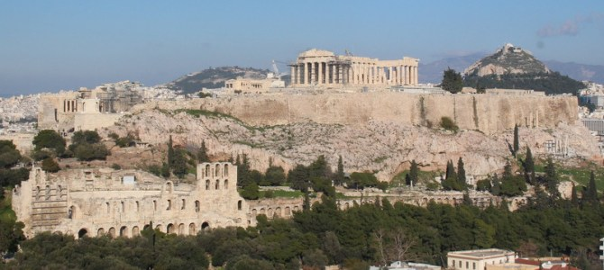 Athens and Ancient Greece